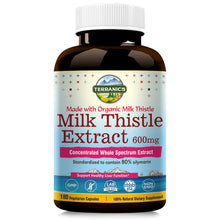 Load image into Gallery viewer, Milk Thistle Extract