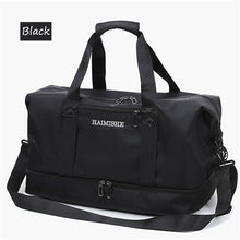 Load image into Gallery viewer, Waterproof Women Travel Bag Separate Space For Shoes sac Fitness Training Shoulder Hand bags Dry Wet Luggage Duffel Totes Men