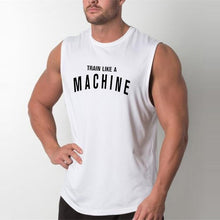 Load image into Gallery viewer, Brand Mens Tank Tops Sexy Fitness Bodybuilding Breathable Summer Singlets Slim Fitted Men's Tees Muscle Sleeveless Shirt