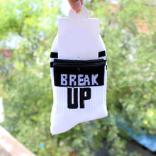 Load image into Gallery viewer, Sale Unisex Funny Halajuku Humored Word Socks Creative Heels  Hip Hop Street Basket ball  Crew Socks Drop Shipping