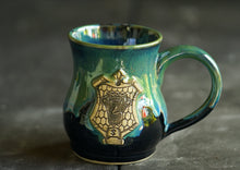 Load image into Gallery viewer, Slytherkitten House Mug #7