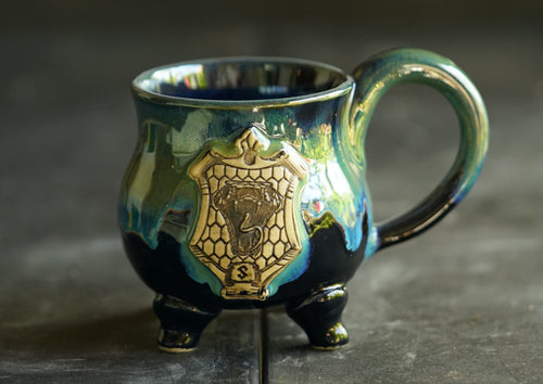 Snake House Cauldron Mug #14