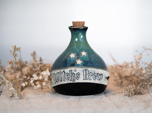 Large Witch's Brew potion bottle