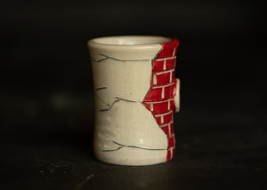 Magical platform Shot glass #9