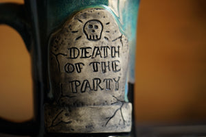 Death of the party in Green