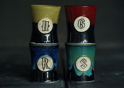 House shot glass set of 4 #4