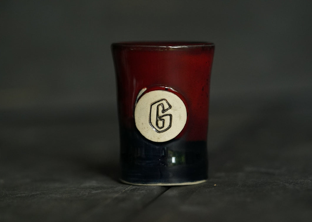 House shot glass