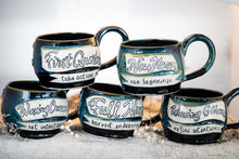 Load image into Gallery viewer, Moon Manifestation mug set of 5