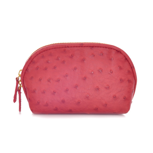 Cosmetic Bag - Red