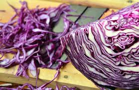 Drizzle Braised Red Cabbage