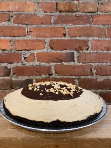 Decadent Peanut Butter Pie from Colophon Cafe - Drizzle Olive Oil and Vinegar Tasting Room