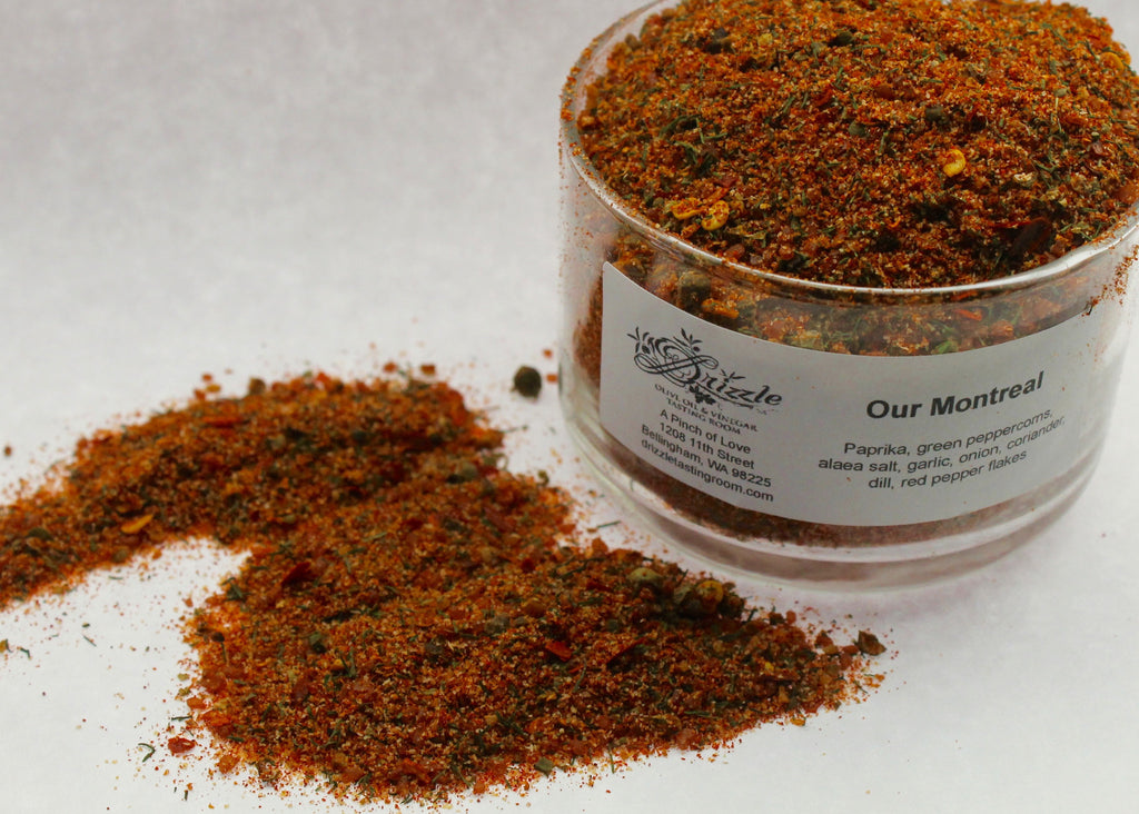 Our Montreal Spice Blend - Drizzle Olive Oil and Vinegar Tasting Room