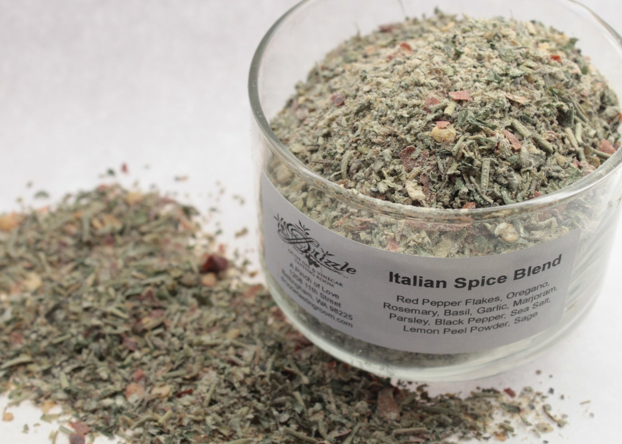 Italian Spice Dipping Blend - Drizzle Olive Oil and Vinegar Tasting Room
