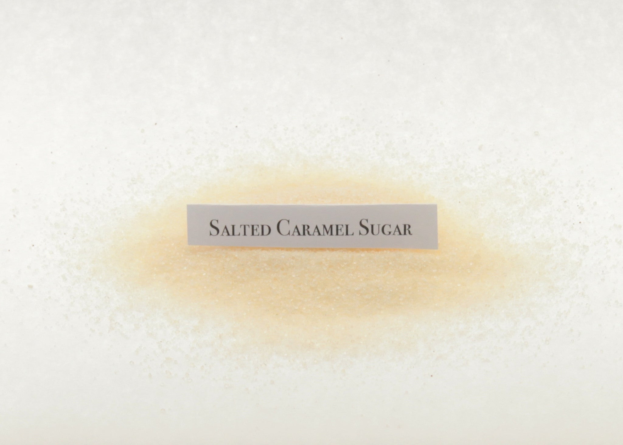 Salted Caramel Sugar - Drizzle Olive Oil and Vinegar Tasting Room