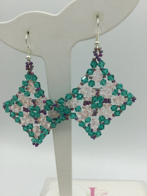 Mosaic Earrings