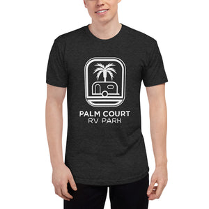 Palm Court RV Track Shirt