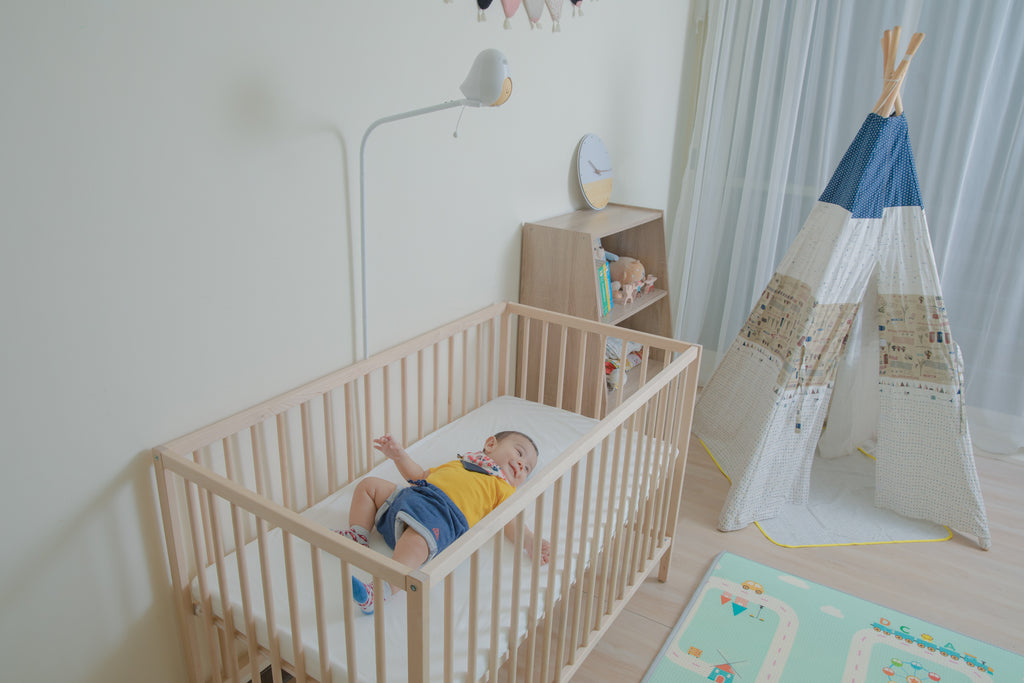 4 Tips For Improving Baby Sleep Safety