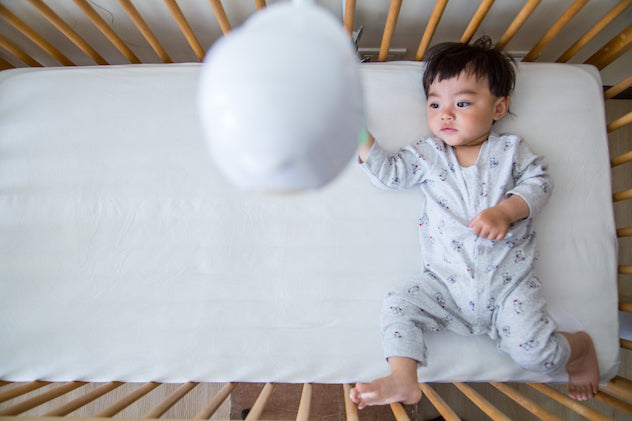 What Causes SIDS & How to Create a Safe Sleep Environment for Babies