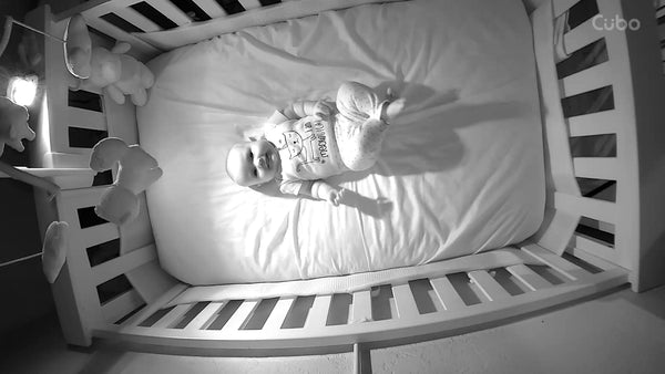 The Best Night Vision Baby Monitor Out There | Cubo AI