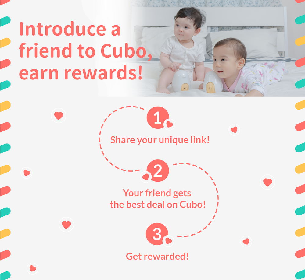 Cubo Ai Smart Baby Monitor | Referral Program Terms and Conditions