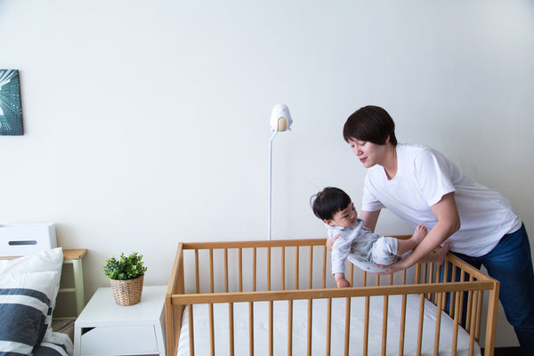 Creating a Safe Sleep Environment For Baby | Cubo AI