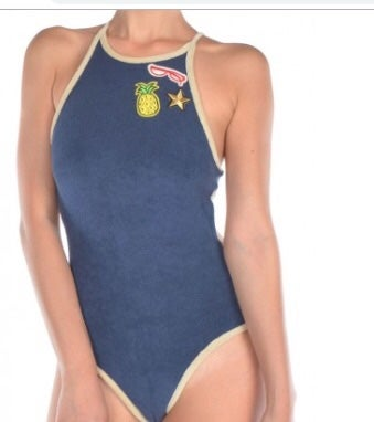 Fineapple Body Suit