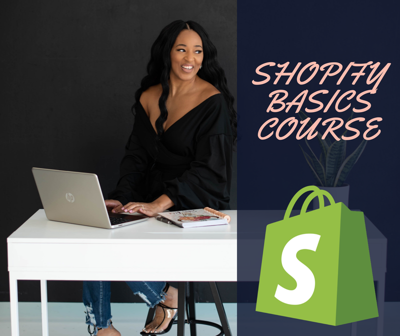 SHOPIFY TUTORIAL (USE YOUR EMAIL ADDRESS TO CHECKOUT NOT YOUR PHONE NUMBER)
