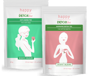 Anti-aging and Detox Set - happydetoxtea-us.com
