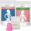 Teatox with Massage Cup - happydetoxtea-us.com