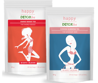 Energy Boost and Slimming Set - happydetoxtea-us.com
