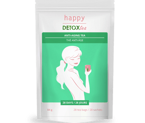 Beauty and anti-aging tea - happydetoxtea-us.com