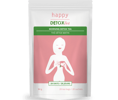 Detox Tea Program 4 Weeks Program - happydetoxtea-us.com