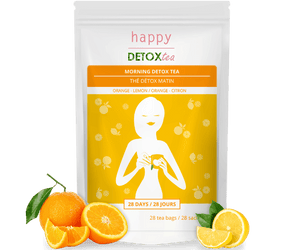 Citrus Fruit Detox Tea - happydetoxtea-us.com