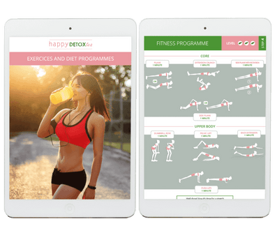 Detox and slimming programme ebook - happydetoxtea-us.com