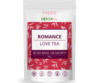 Romance - Love Tea - happydetoxtea-us.com