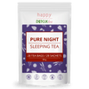 Sleep tea - Pure Night - happydetoxtea-us.com