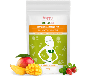 Matcha Slimming Tea - happydetoxtea-us.com