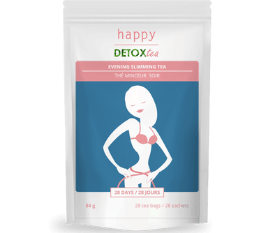 Slimming Tea 4 weeks program - happydetoxtea-us.com