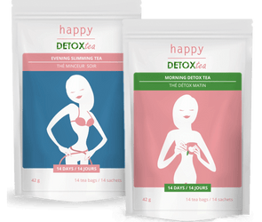 Teatox program 14 Days- happydetoxtea-us.com