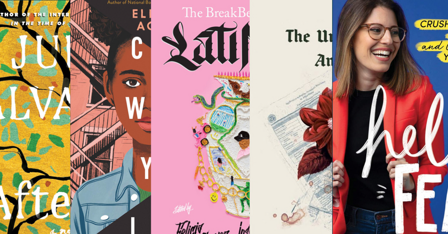 5 LATINX LIBROS COMING OUT IN 2020
