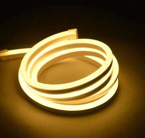 LED Neon Flex Silicone Tube, parts of an LED Neon Sign