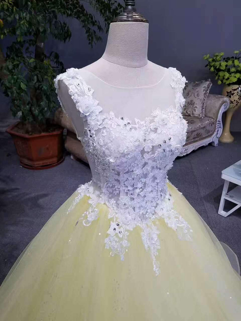 New Arrival Quinceanera Dresses A-Line Lace Up Cheap Price Scoop Neck With Beads And Appliques