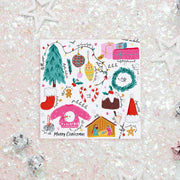 Meaning of Christmas Card - Funky Cat Emporium