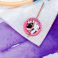 Seams Legit Needle Minder - Funky Cat Emporium