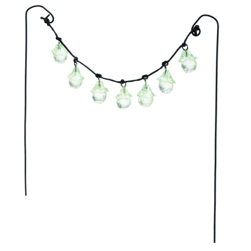 party flower light garland miniature - Funky Cat Emporium
