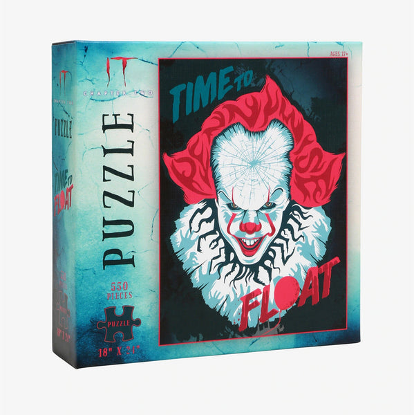 it chapter two puzzle - Funky Cat Emporium