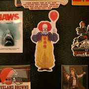 Pennywise and Balloon 1990 Magnet
