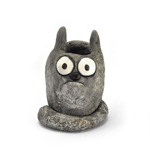 otis the cat mini desktop planter - Funky Cat Emporium