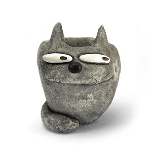 humphrey the cat mini desktop planter - Funky Cat Emporium