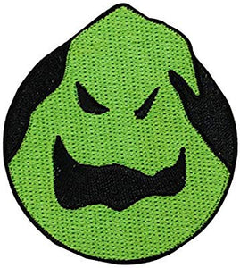 loungefly disney nightmare before christmas oogie boogie boogieman patch